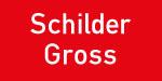Kennzeichnungsschild rot-weiß - schilder-gross.de